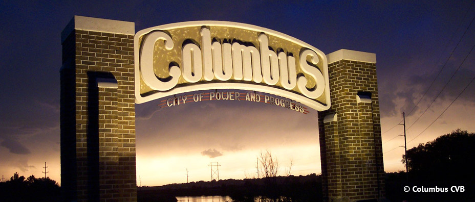 city of columbus nebraska